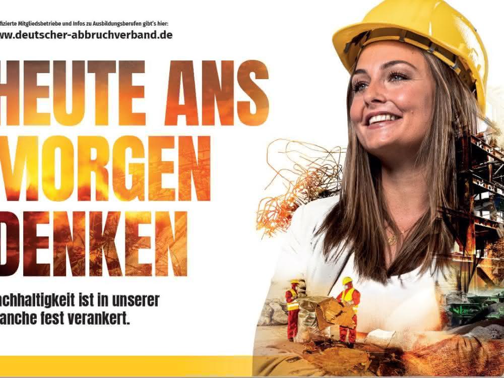 Neue Außendarstellung: Deutscher Abbruchverband startet Imagekampagne