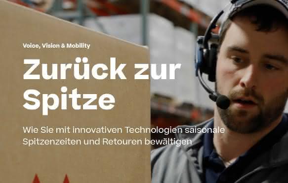 Mit Voice-Lösungen und Robotik Omnichannel-Logistik optimieren