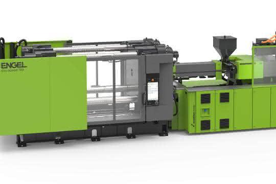Die auf Verpackungs- und Logistikanwendungen zugeschnittene Baureihe basiert auf der Duo-Technologie mit der laut Anbieter mehr als 10 000 Spritzgießmaschinen weltweit arbeiten.