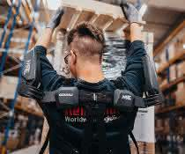 Logistikdienstleister: Exoskelett: Muskeln aus Stahl