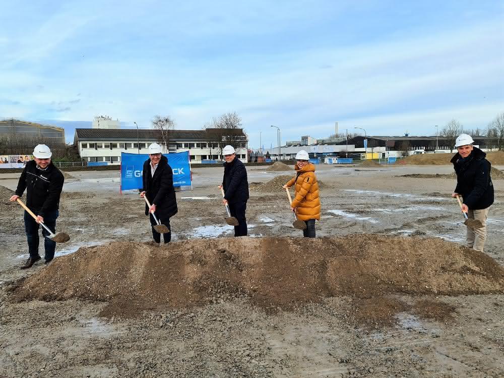 Goldbeck Nord realisiert Logistikkomplex für Schroeder Group