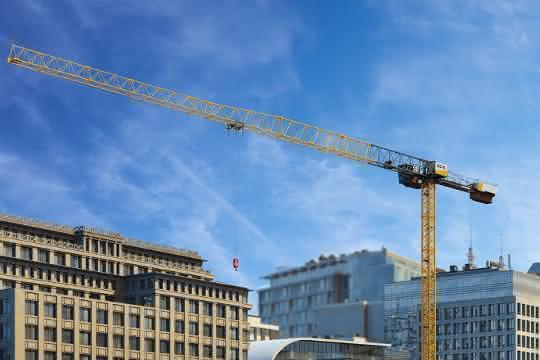Krane: 50 neue Liebherr-Turmdrehkrane für Hüffermann