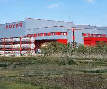 Komplexes Supply Chain Projekt: Hoyer Group realisiert modernes Logistikzentrum