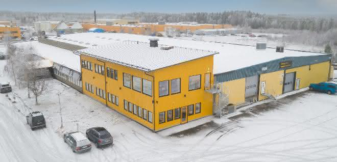 Engcon investiert Millionen am Hauptsitz