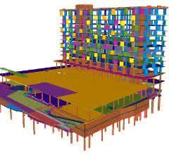 Ein 3D-Modell bietet wertvolle Informationen für ein Massivbau-Projekt