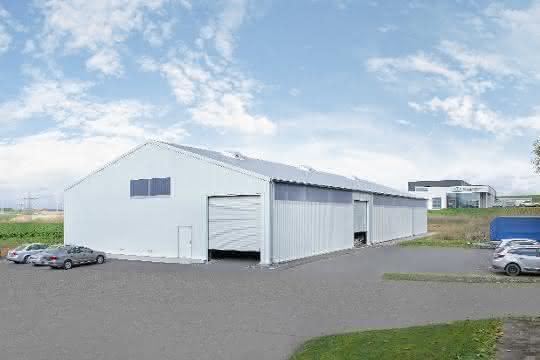 Standard für permanente Industriehallen