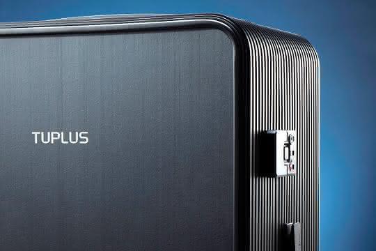 Kohlefaser-Koffer
