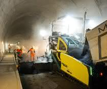 Ausbau der A9 im Kanton Wallis