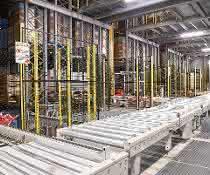 Dematic installiert automatisiertes Hochregallager bei Sivafrost