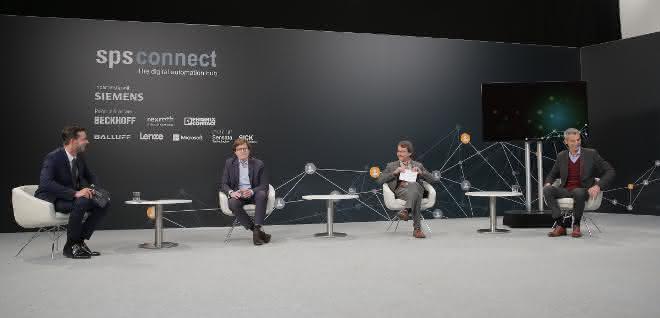 Veranstaltung der SPS Connect