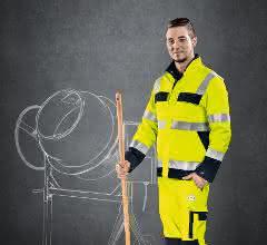 Fluoreszierende Warnschutzkleidung