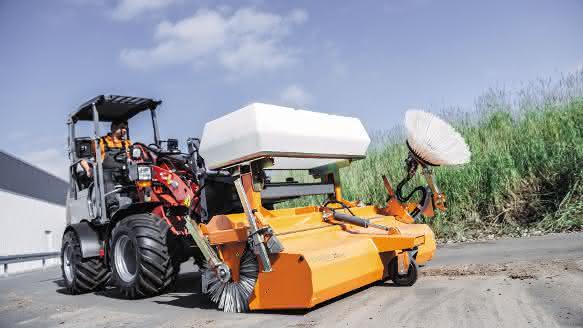 Baumaschinen: Gerüstet für eine saubere Zukunft