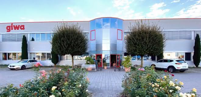 Unternehmenszentrale in Westendorf bei Augsburg.