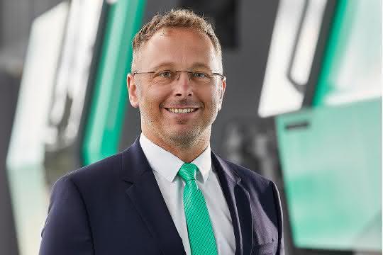 Jerome Berger ist Geschäftsführer der Arburg-Tochtergesellschaft in Österreich.