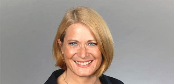 Julia Große-Wilde leitet seit Anfang 2021 den GKV