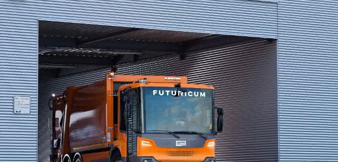 FAUN übernimmt Europa-Vertrieb der Elektro-Fahrgestelle Futuricum