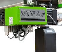 Columbus McKinnon stellt den Kettenzug STF von STAHL CraneSystems vor