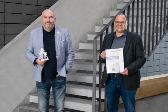 Auszeichnung verliehen: Bayerns Best 50: Humbaur ist Preisträger 2020