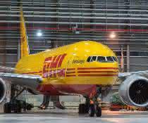 DHL Express verstärkt sein Luftfrachtnetz