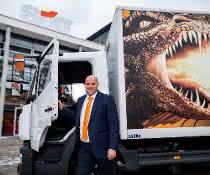 SIXT erweitert Vorstand um das neue Ressort Van & Truck