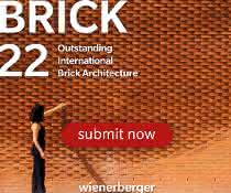 Wienerberger Brick Award: Meisterwerke internationaler Ziegelarchitektur prämiert