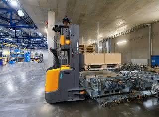 Jungheinrich automatisiert BLG Logistics Group