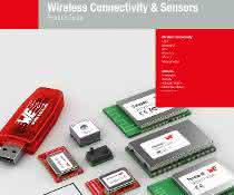 Wireless Connectivity & Sensors Product Guide