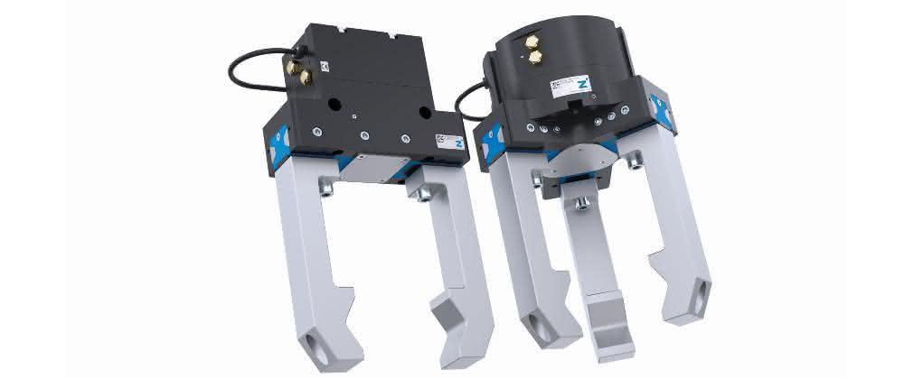 Greifer-Serie GPP5000IL bzw. GPD5000IL