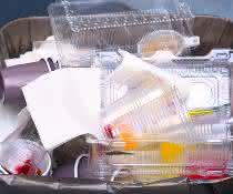 Recycling von PET-Trays