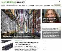 Wir ziehen um! Logistik und Transport jetzt neu auf www.materialfluss.de