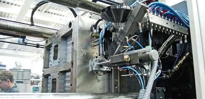 Mehrkomponenten-Spritzgießen