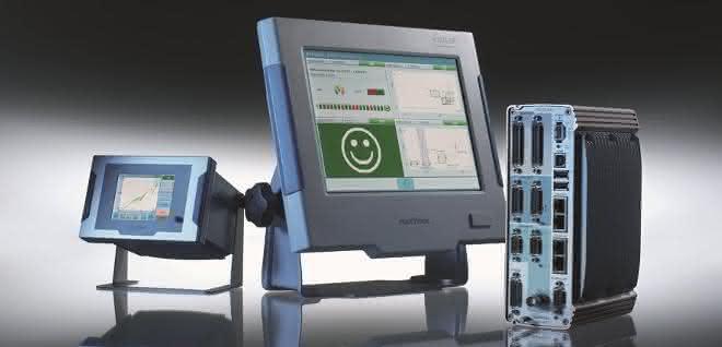 Prozessüberwachungssystem Maxymos