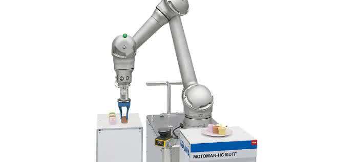 Hybrider Cobot Motoman HC10DTF