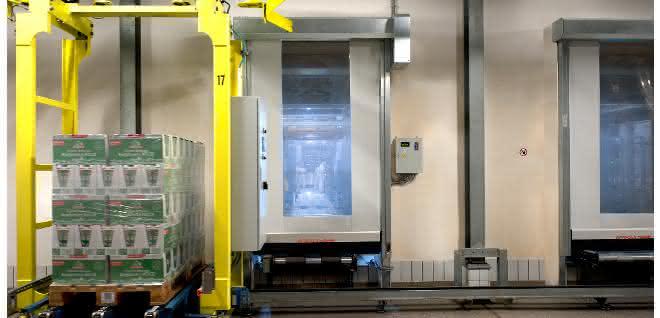 Maschinenschutztore EFA-SRT-MS