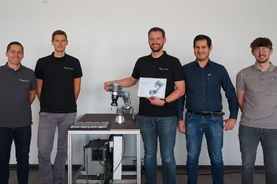 Universal Robots hat zwei neue Partner