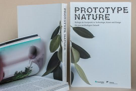 "Buch ""Prototype Nature"""