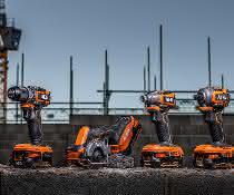 Neue Baureihe: Vier neue Elektrowerkzeuge von AEG
