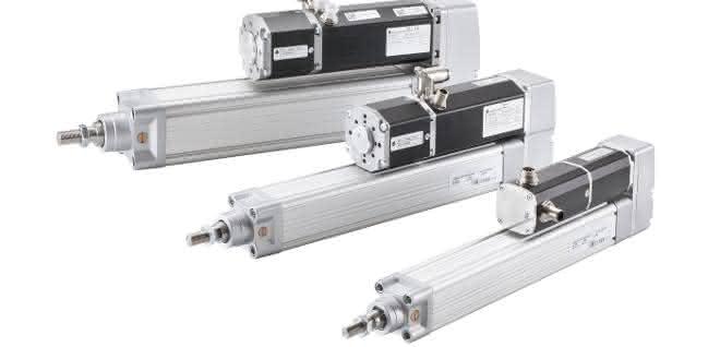 Elektromechanische Aktuatoren: Wirtschaftliche Automatisierung in der Verpackungsbranche