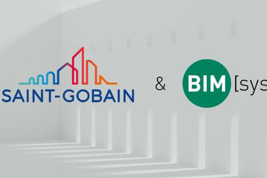 Partnerschaft für Datenmanagement: Saint-Gobain und BIMSystems kooperieren