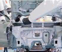 ABB-Lackierroboter