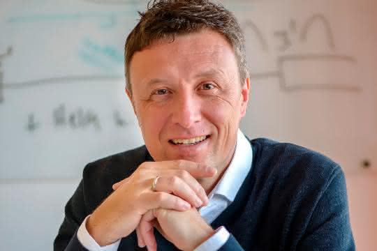 Prof. Dr. Patrick Cramer.