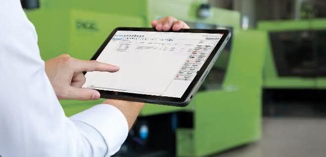 Digitalisierung beim Spritzgießen: Höhere Produktivität und Qualität  dank Transparenz