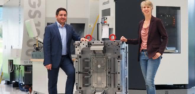 Projektmanager im Kunststoff-Cluster Doris Würzlhuber und Martin Ramsl ziehen diverse Schlussfolgerungen und Empfehlungen aus der Studie.