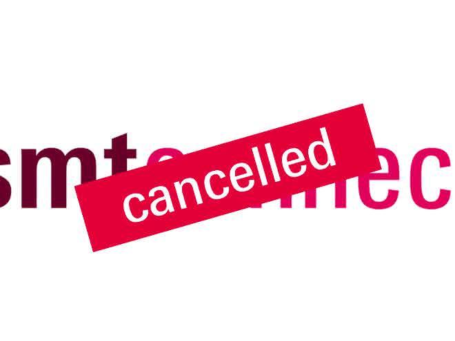smtconnect-Logo durchgestrichen