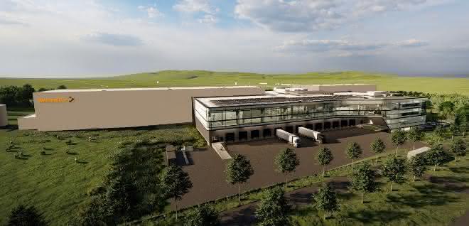 Weidmüller-Logistikzentrum