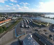 Port of Kiel kann Güterumschlag mit 6,92 Mio. Tonnen nahezu behaupten