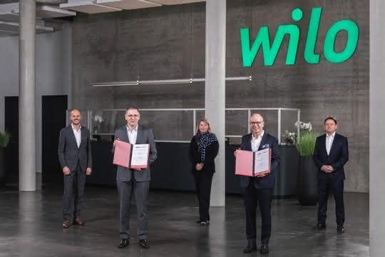 Hellmann wird globaler Logistik-Partner von Wilo