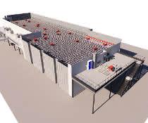 Kompaktes Lagersystem schafft Platz bei Alexander Bürkle