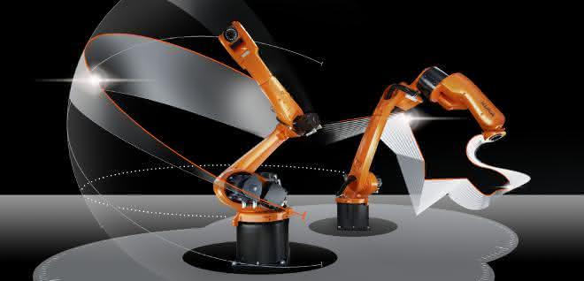 Roboter-Serie KR Cybertech nano