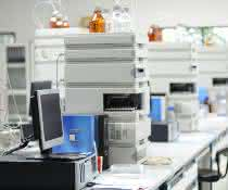 Chromatographie-Geräte